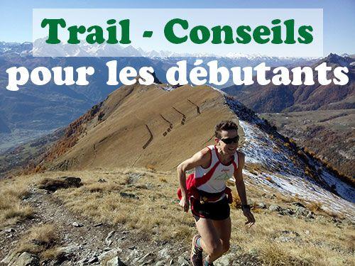 conseils trail débutants