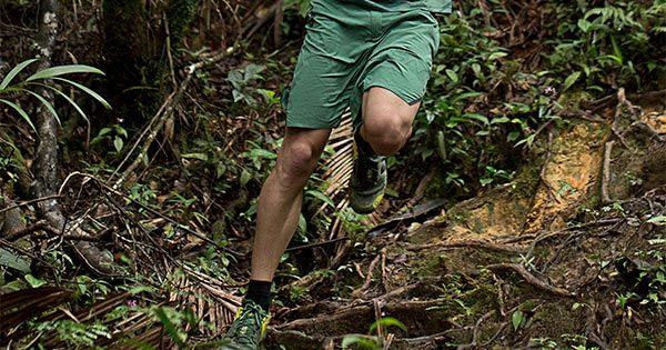 chaussures trail terrain très accidenté