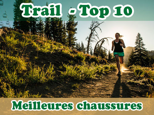 Meilleures chaussures trail 2018