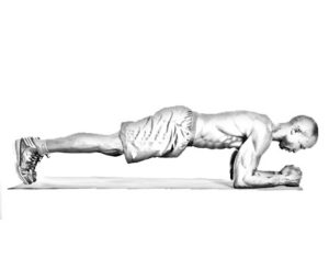 exercice planche trail