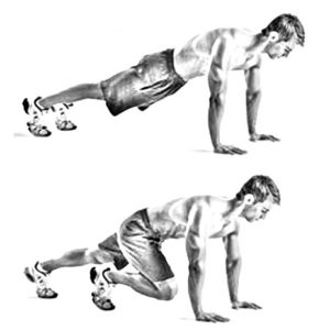 exercice renforcement trail