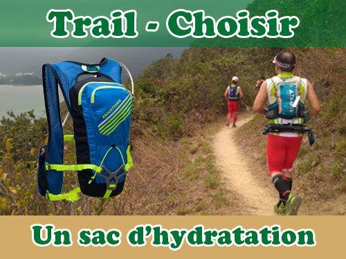 sac hydratation trail 2020