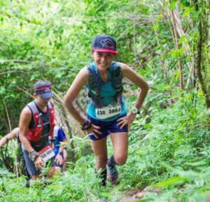 trail position en montée