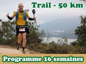 Préparer son premier trail de 50 km