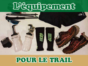 Equipement trail